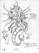 Legion creature concept