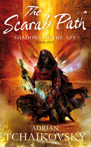 The Scarab Path Cover