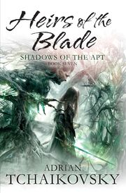 Heirs of the Blade Cover