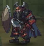 Possessed Dwarf