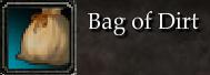 Bag of Dirt
