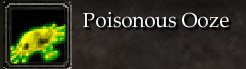 Poisonous Ooze