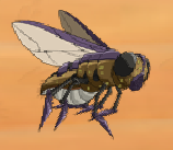 Armored Sand Fly