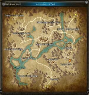 Map Adeurian Clean