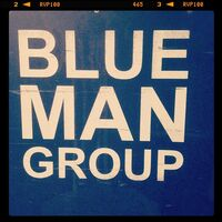 Blue Man Group Made In Japan