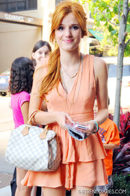 Bella-thorne-2012-orange-dress