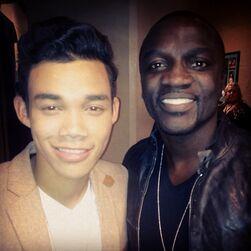 Roshon-fegan-with-Akon