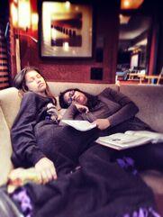 Zendaya-coleman-sleeping-at-home