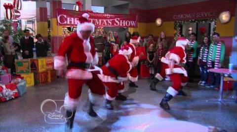 "'Shake It Up!' - ""Jingle It Up"" Clip 3"