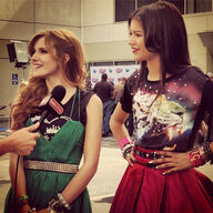 Zella-interviewed-bella-green-dres
