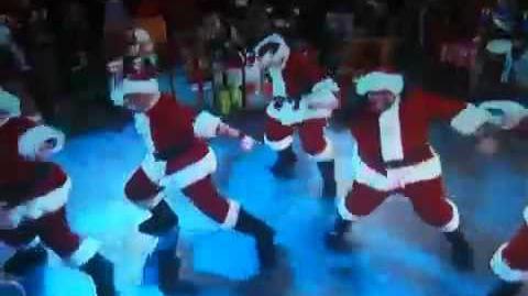 Shake it up jingle dub- dance