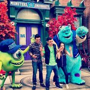 Radam-with-LauraMarano-MonstersUniversity