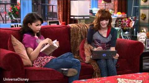 """Shake it Up - S02E16 """"Parent Trap it Up"""" Clip"""