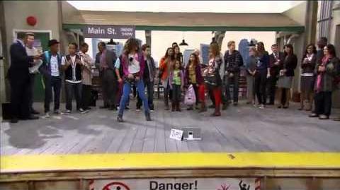 Shake It Up Episode 1 - Dancing Scene Part 1
