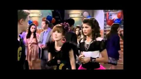 Gece Shake It Up Movie Trailer Parody 2