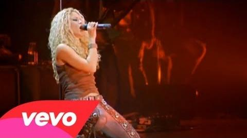 Shakira - Poem To A Horse