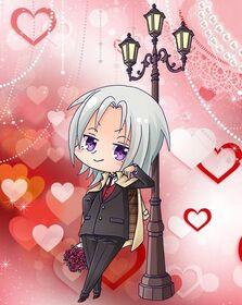 Hyuga - Valentine's Day Chibi