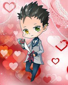 Mizuki - Valentine's Day Chibi