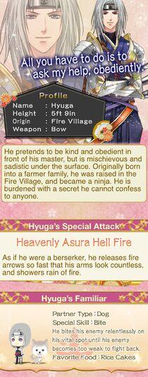 Hyuga character description (1)
