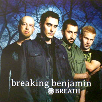 Breaking benjamin breath