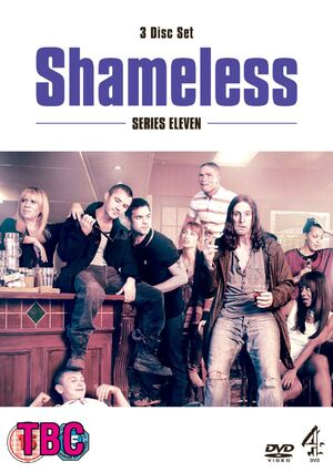 SHAMELESS SERIES 11 DIS