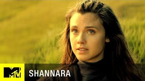The Shannara Chronicles Meet Amberle (Poppy Drayton) MTV