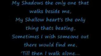 Boulevard of Broken Dreams by Green Day Lyrics-1