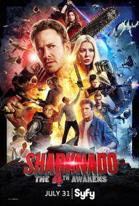 Sharknado 4 poster 001