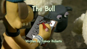 The Bull title card