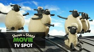 """Shaun The Sheep Movie Official TV Spot - """"Stick Together"""""""
