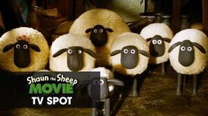 "Shaun The Sheep Movie Official TV Spot – ""Critics Rave"""