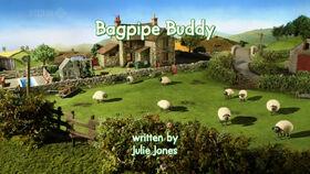 Bagpipe Buddy title card