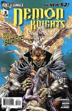 Demon Knights Vol 1-3 Cover-1