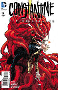 Constantine The Hellblazer Vol 1-5 Cover-1