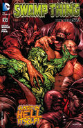 Swamp Thing Vol 5-33 Cover-1