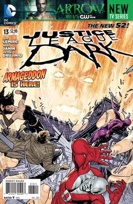 Justice League Dark Vol 1-13 Cover-1