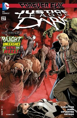 Justice League Dark Vol 1-27 Cover-1
