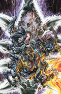 Demon Knights Vol 1-11 Cover-1 Teaser