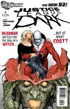 Justice League Dark Vol 1-4 Cover-1