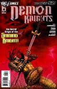 Demon Knights Vol 1-4 Cover-1