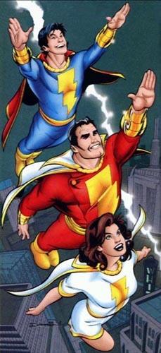 Marvel Family
