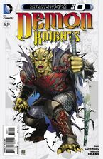 Demon Knights Vol 1-0 Cover-1