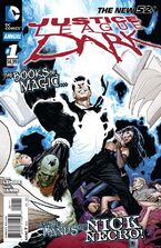 Justice League Dark Annual Vol 1-1 Cover-1