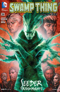 Swamp Thing Vol 5-26 Cover-1