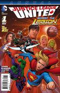 Justice League United Annual Vol 1-1 Cover-1