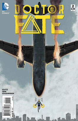 Doctor Fate Vol 4-2 Cover-1