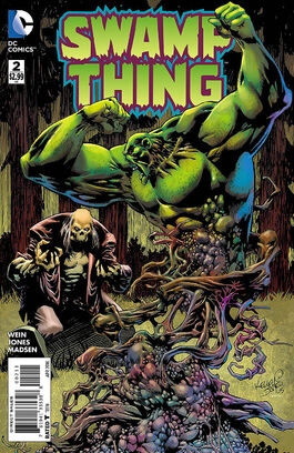 Swamp Thing Vol 6-2 Cover-1
