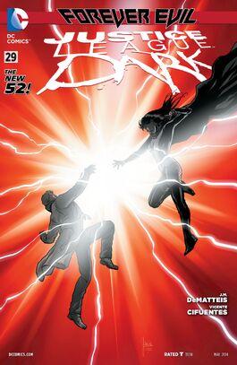 Justice League Dark Vol 1-29 Cover-1
