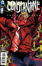 Constantine The Hellblazer Vol 1-1 Cover-2