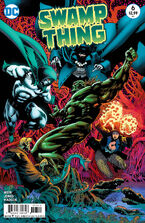 Swamp Thing Vol 6-6 Cover-1